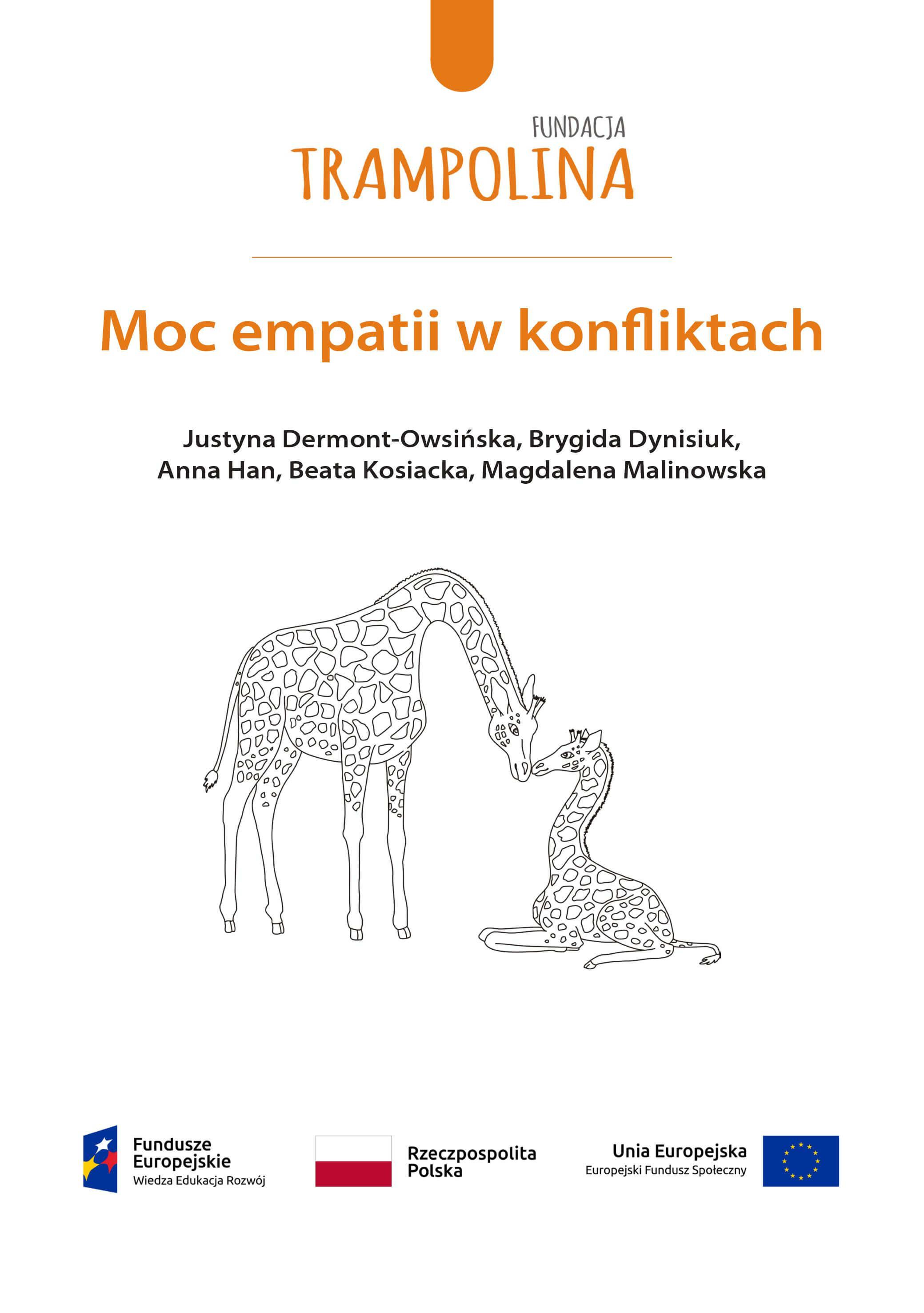 Publikacja: Moc Empatii w konfliktach okładka